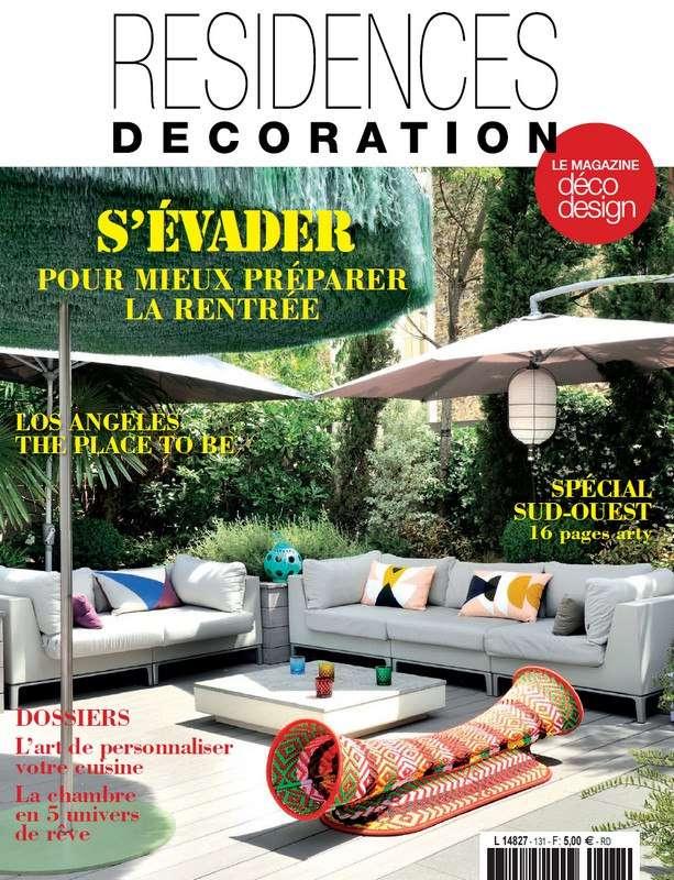 Residences Decoration - Septembre/Octobre 2016