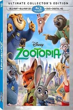 Zootropolis: Hayvanlar Şehri - 2016 3D BluRay 1080p Half-SBS DuaL MKV indir