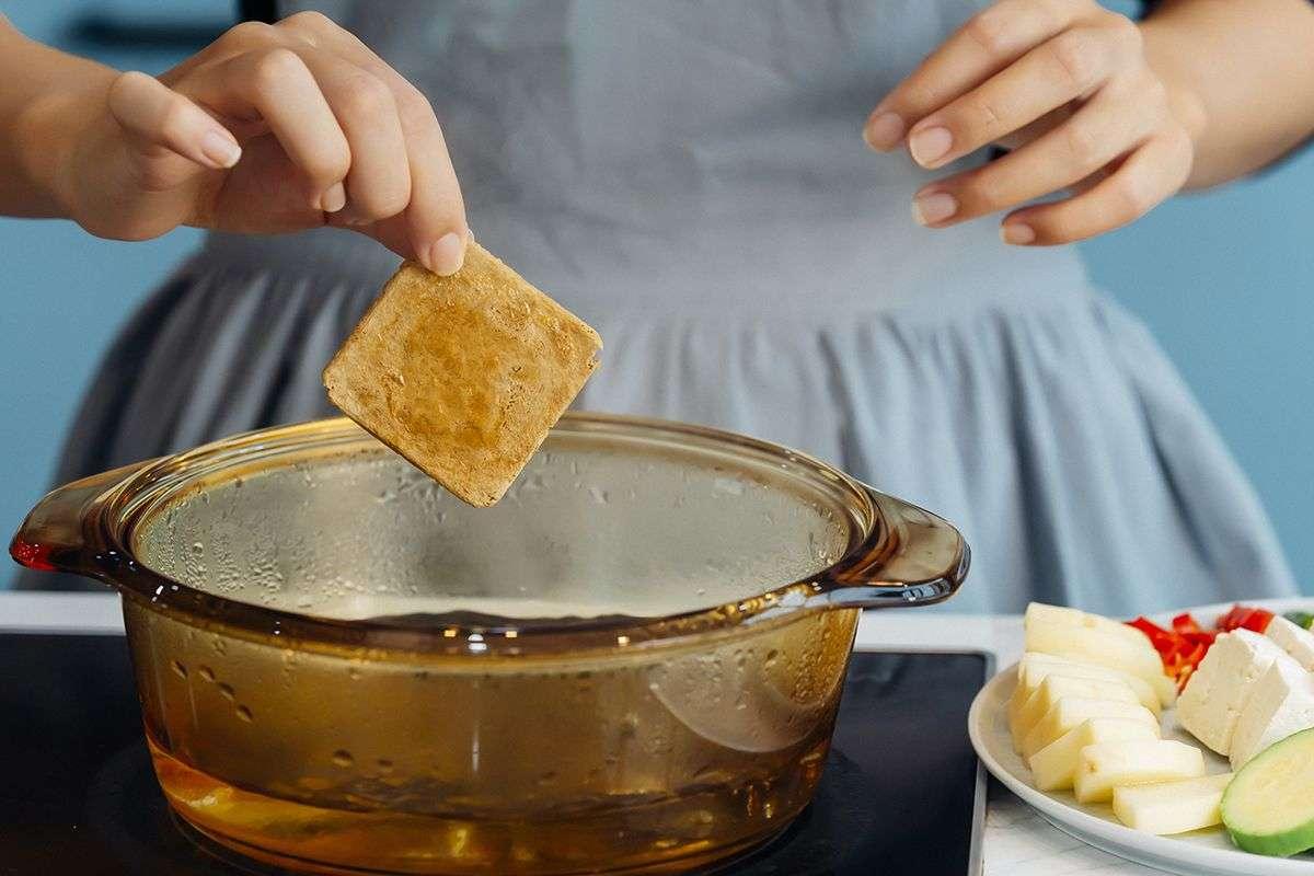 Soon Gan Cooking Stock Korea Coex Food Week 전연육수 순간