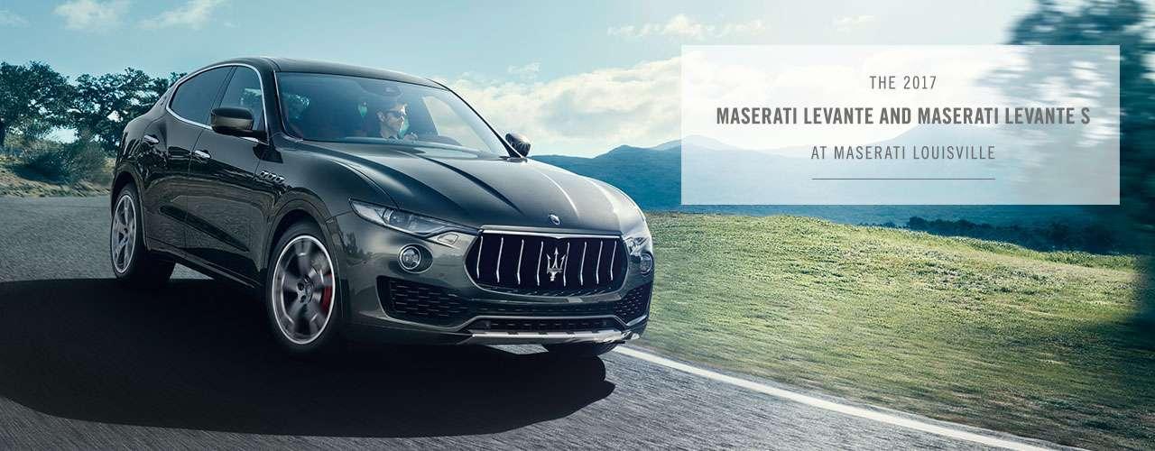 2017 Maserati Levante Louisville