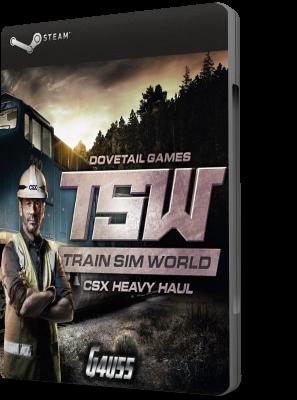 Train Sim World CSX Heavy Haul DOWNLOAD PC SUB ITA (2017)