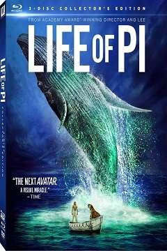 Pi'nin Yaşamı - 2012 3D BluRay 1080p Half-SBS DuaL MKV indir