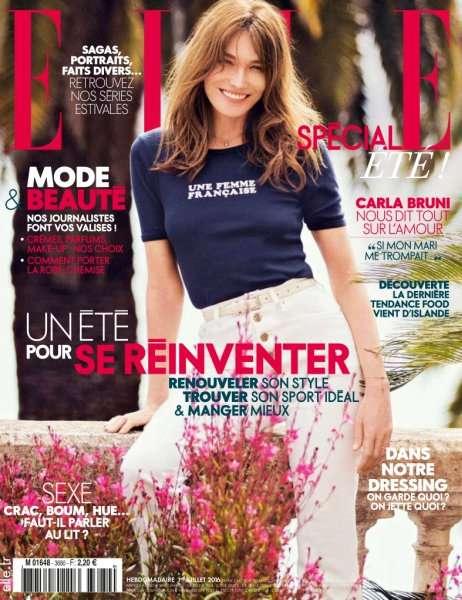 Elle France 3680 - 1er au 7 Juillet 2016