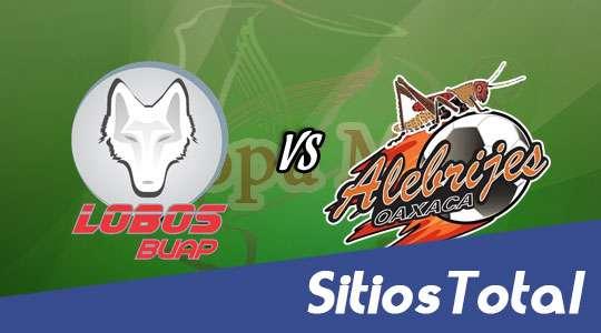Lobos BUAP vs Alebrijes de Oaxaca en Vivo y Online – Copa MX – Miércoles 24 de Febrero del 2016