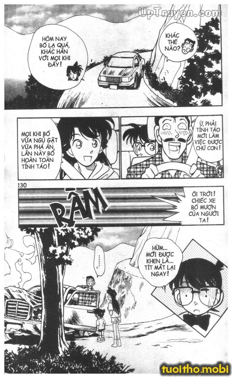 đọc truyện Conan bộ đặc biệt chap 34 trang 13