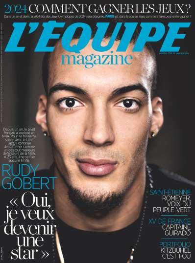 L'Equipe Magazine - 30 Janvier 2016