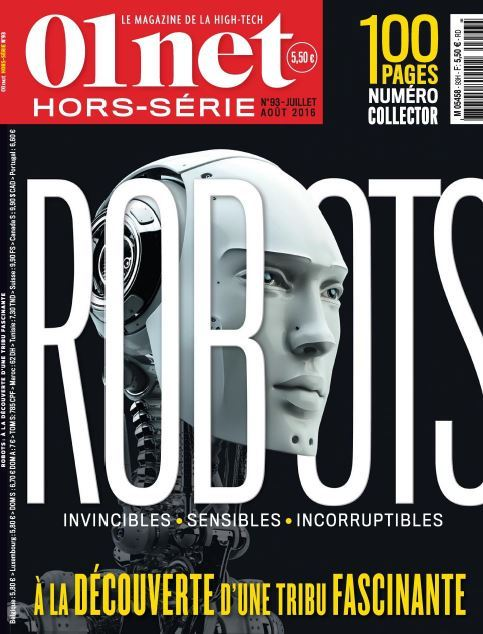 01net Hors-Série - Juillet-Aout 2016