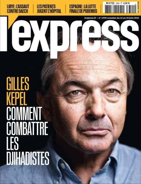 L'Express 3390 + L'Express Style - 22 au 28 Juin 2016