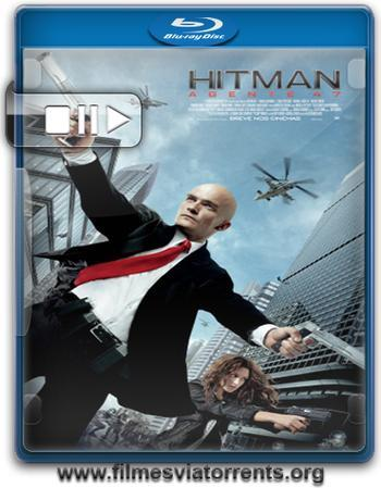 Hitman: Agente 47 Torrent - BluRay Rip 720p | 1080p Dual Áudio 5.1