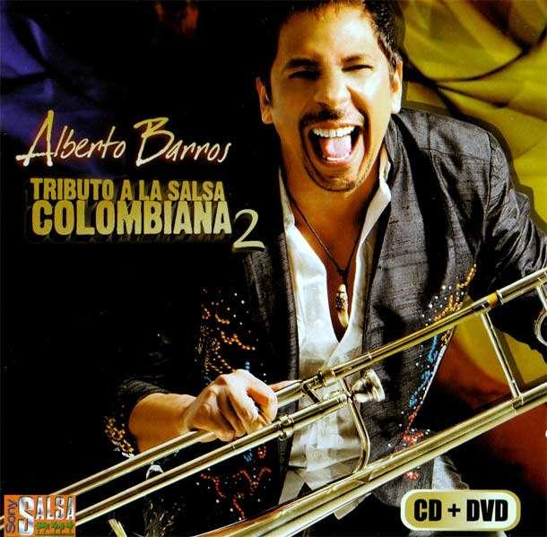 Alberto Barros: Tributo A La Salsa Colombiana Vol.2 (2009)