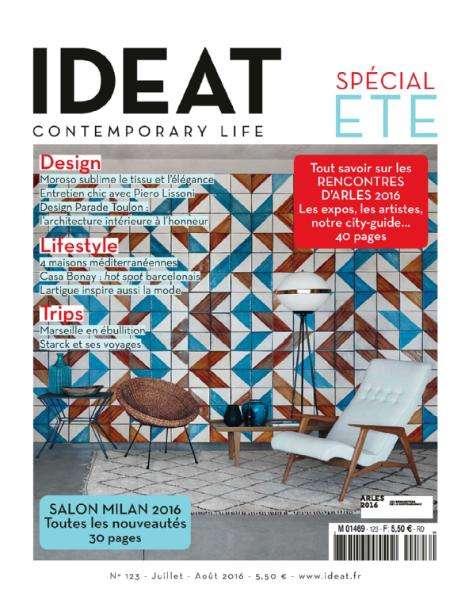 Ideat - Spécial Été - Juillet-Août 2016