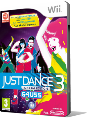[WII] Just Dance 3 (Special Edition) (2011) - SUB ITA