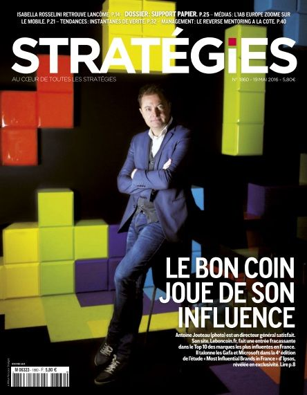 Stratégies - 19 Mai 2016