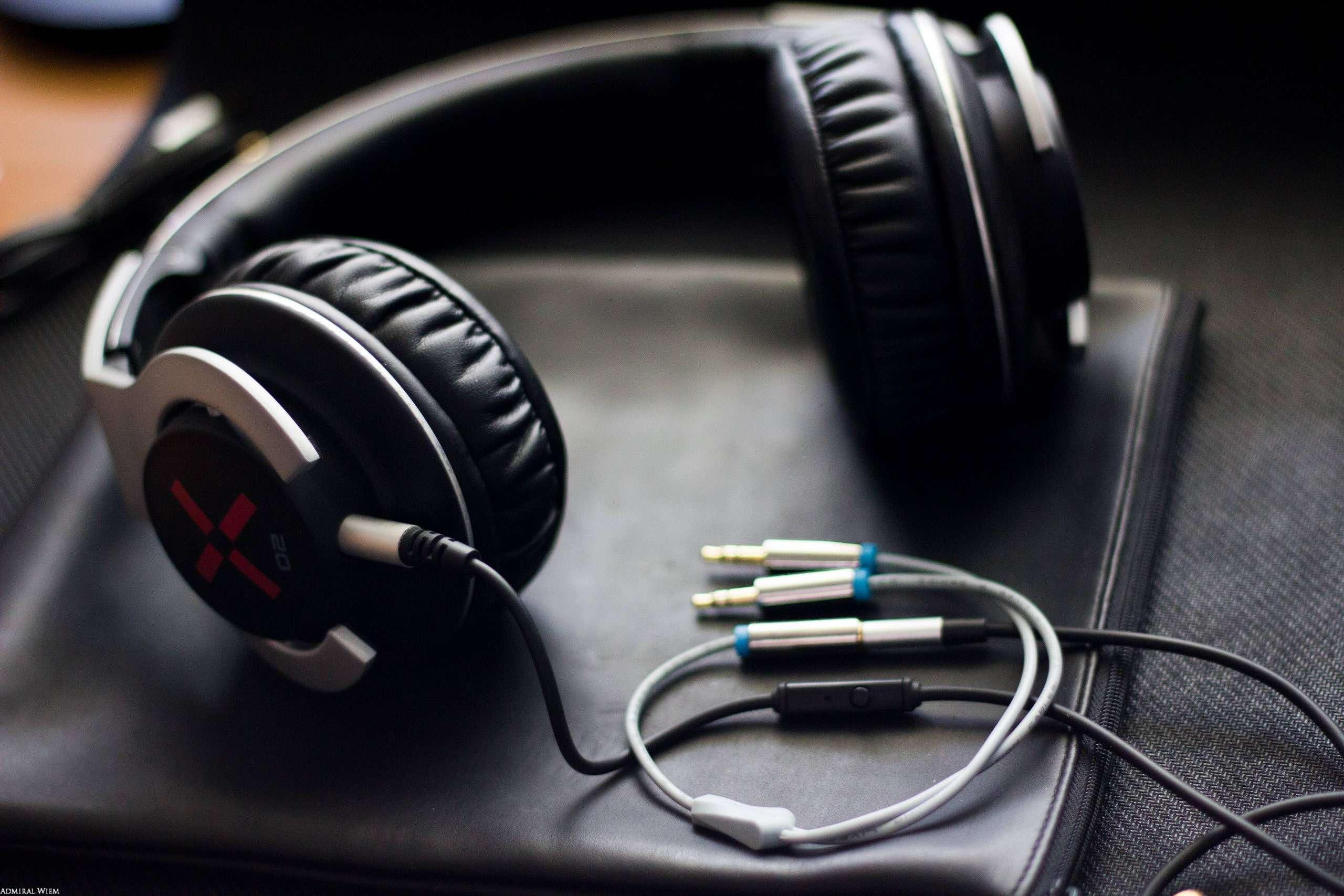 Yoga X-02 + vention vab-b10 splitter gaming headset