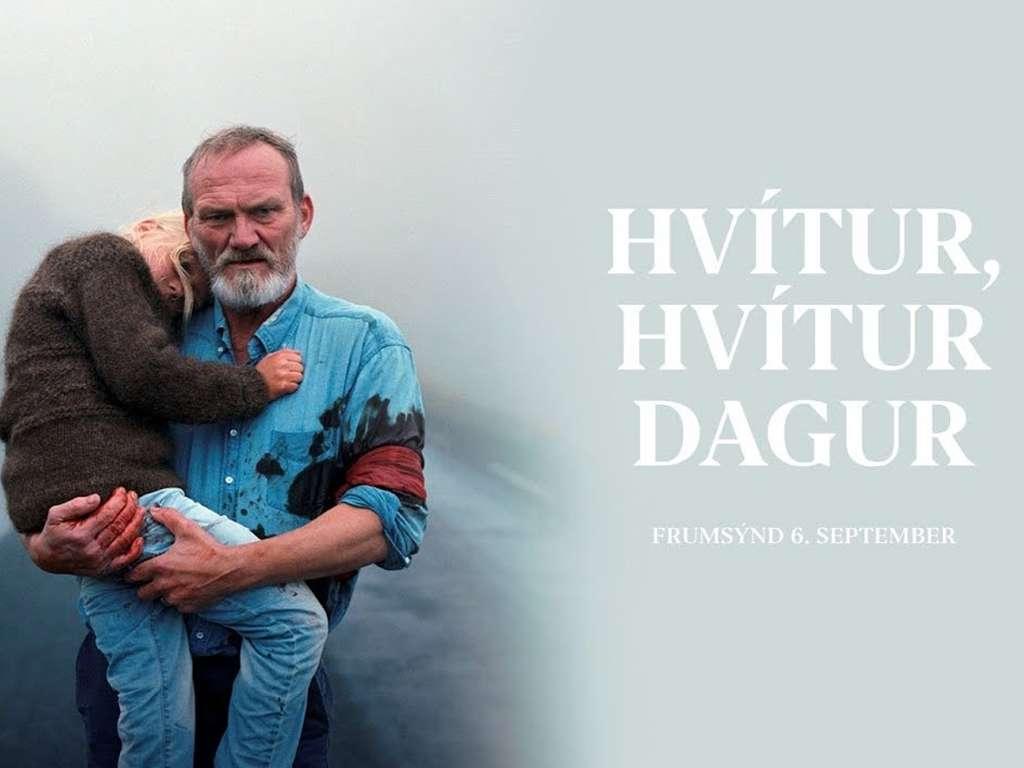 Μια Λευκή, Λευκή Μέρα (Hvítur, hvítur dagur / A White, White Day) - Trailer / Τρέιλερ Movie