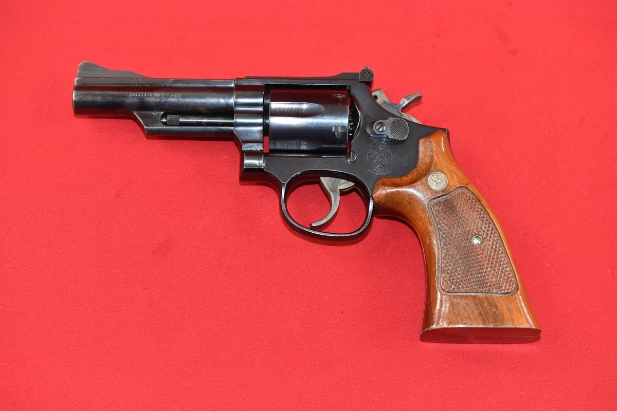 smith wesson 19-2