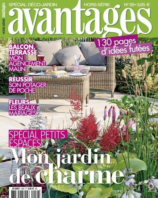 Avantages Hors-Série 39 - spècial Dèco-jardin