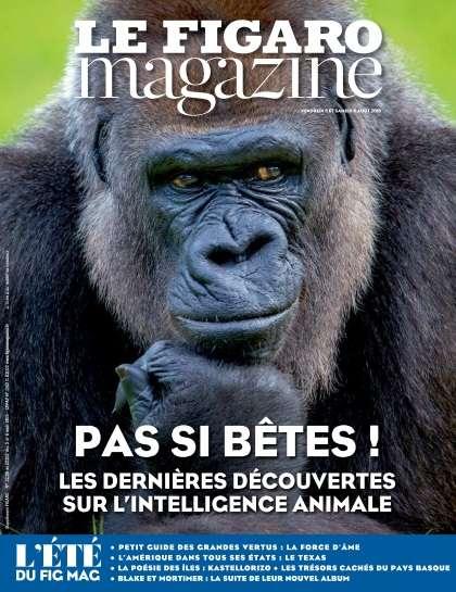 Le Figaro Magazine - 5 Août 2016
