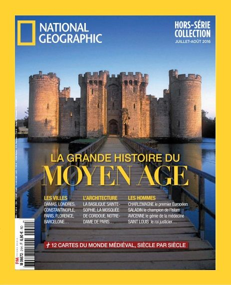 National Geographic France Hors-Série - Juillet/Août 2016