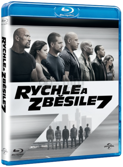 Re: Rychle a zběsile 7 / Fast & Furious 7 (2015)