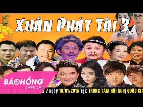 Hài Tết 2013 -Hài Tết Hoài linh – Xuân Hinh – Xuân phát tài 3