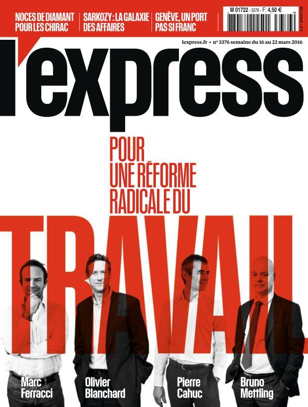 L'Express 3376 - 16 au 22 Mars 2016