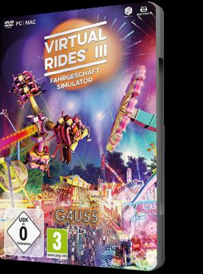[PC] Virtual Rides 3 - Funfair Simulator - Bounce Machine (2019) - SUB ITA