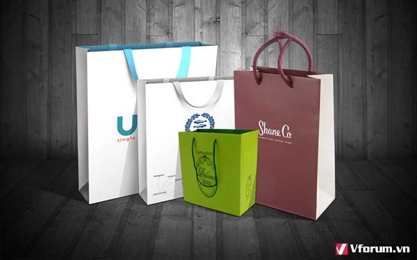 Ccas doanh nghiệp đang đua nhau sử dụng dịch vụ in túi giấy