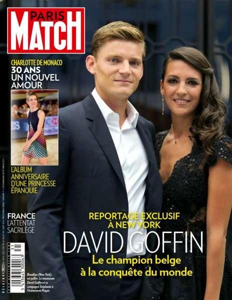 Paris Match Belgique 777 - 27 Juillet au 3 Août 2016