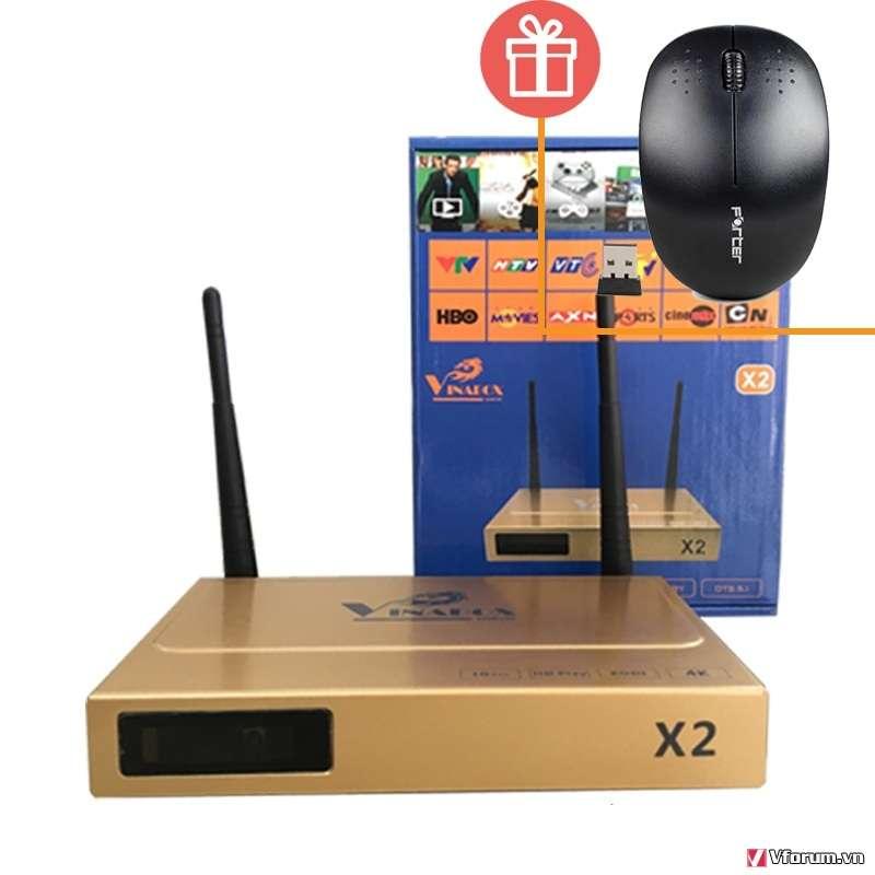 Khuyến mãi khi mua ti vi box tặng ngay USB 8GB - 164733