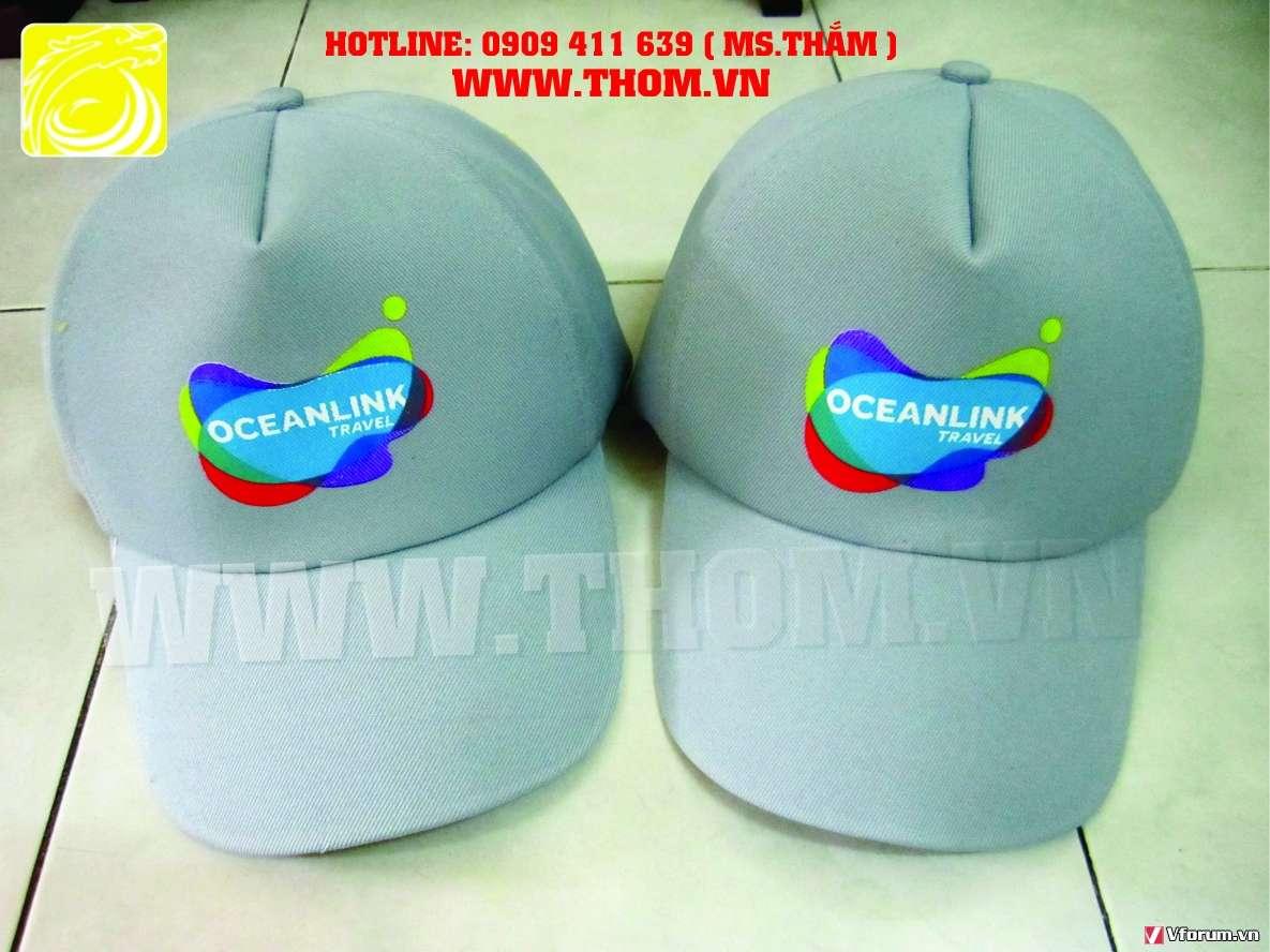 Cơ sở sản xuất nón kết, nón kaki, nón du lịch, nón in logo giá rẻ 0909411639