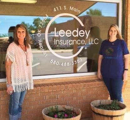 Leedey Chamber Business Spotlight