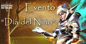 Evento Dia del Ninio!