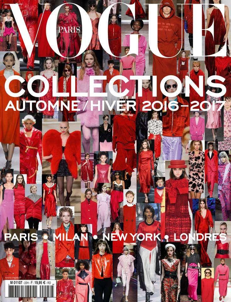 Vogue Paris 22 - Collections Automne/Hiver 2016/17