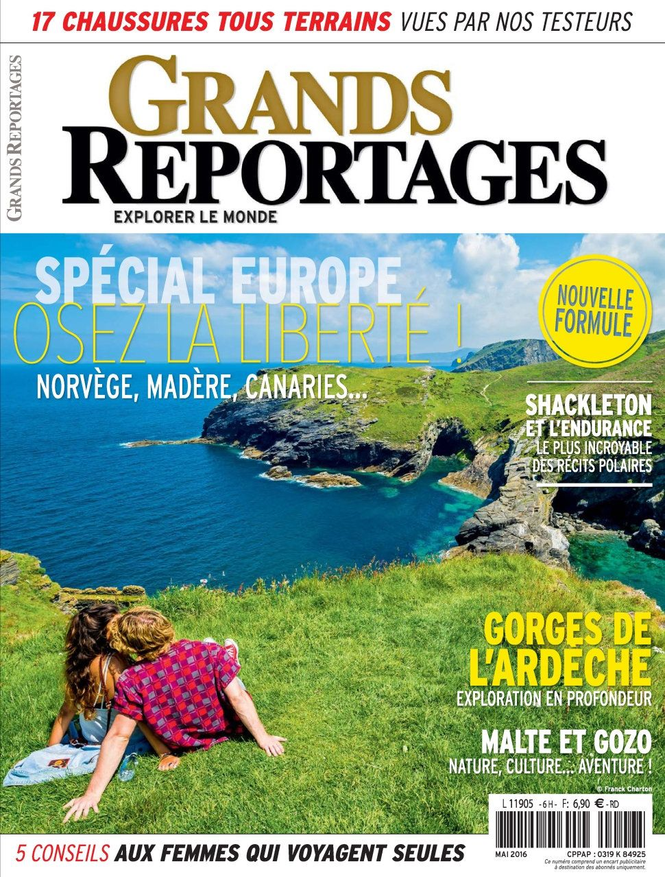 Grands Reportages 418 - Mai 2016