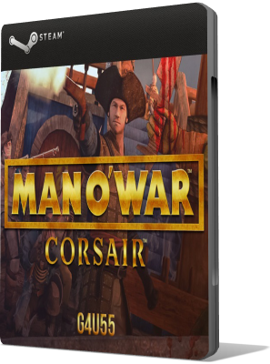 Man O' War Corsair Warhammer Naval Battles DOWNLOAD PC ENG (2016)