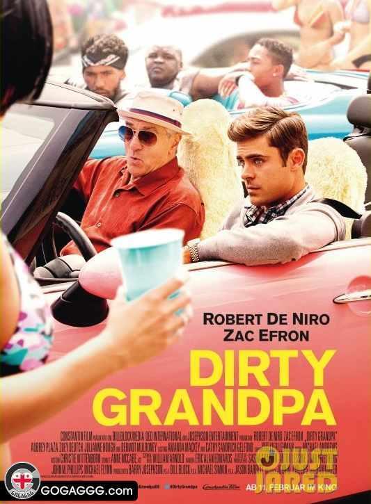 ბილწი ბაბუ / Dirty Grandpa