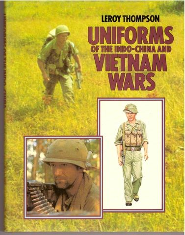 Uniforms of the Indo-China and Vietnam Wars, Thompson, Leroy
