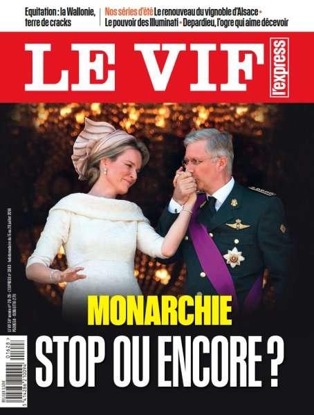 Le Vif L'Express - 15 Juillet 2016