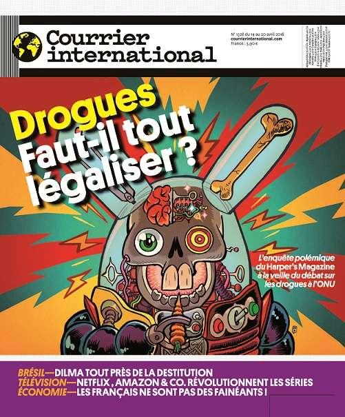 Courrier International 1328 - 14 au 20 Avril 2016