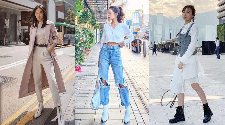 Fashion Spotting in Hong Kong