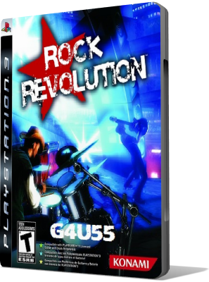 [PS3] Rock Revolution (2009) - SUB ITA