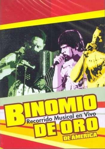 Binomio De Oro De America: Recorrido Musical En Vivo (DVD5)