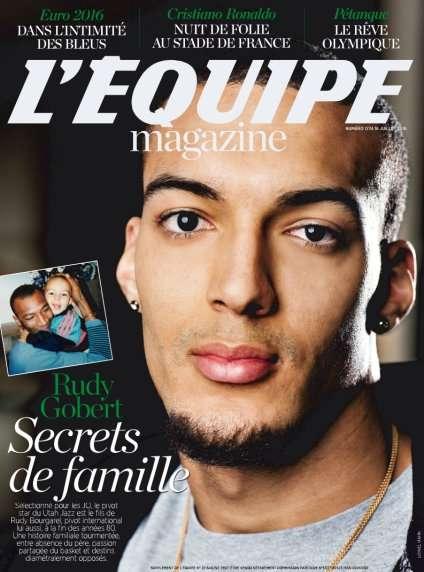 L'Équipe Magazine 1774 - 16 Juillet 2016