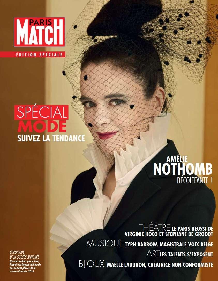 Paris Match Édition spéciale - Septembre 2016