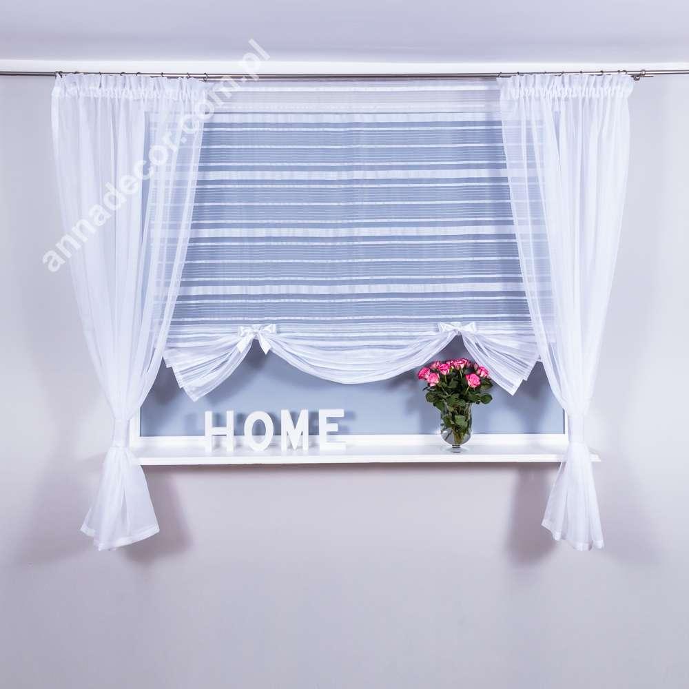 gardinen vorh nge sets dallas und latina neuheit hit ebay. Black Bedroom Furniture Sets. Home Design Ideas