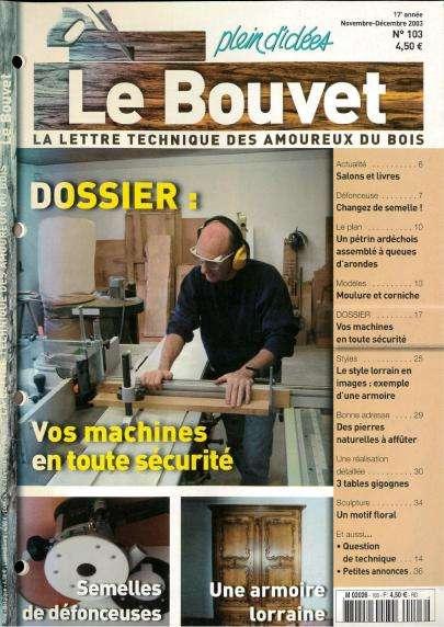 Le Bouvet - Novembre/Décembre 2003