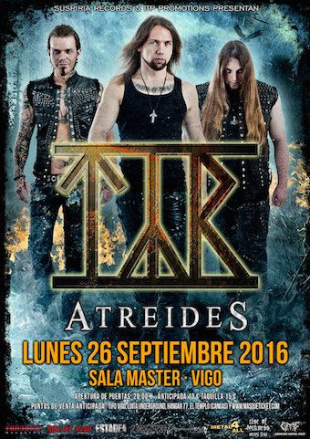 Atreides + Tyr - cartel Vigo