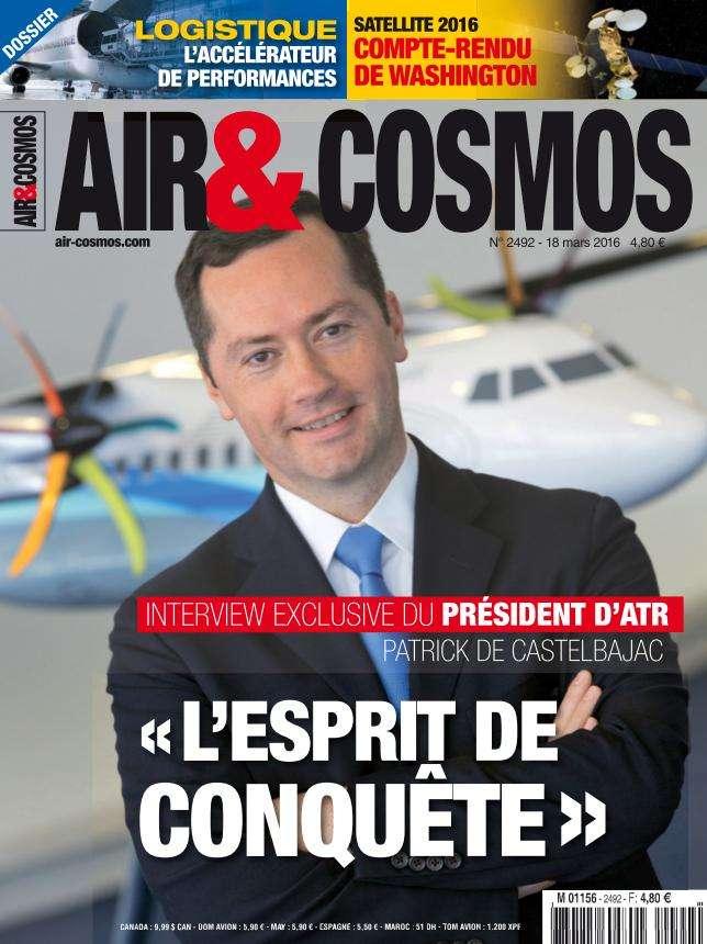 Air & Cosmos 2492 - 18 au 24 Mars 2016