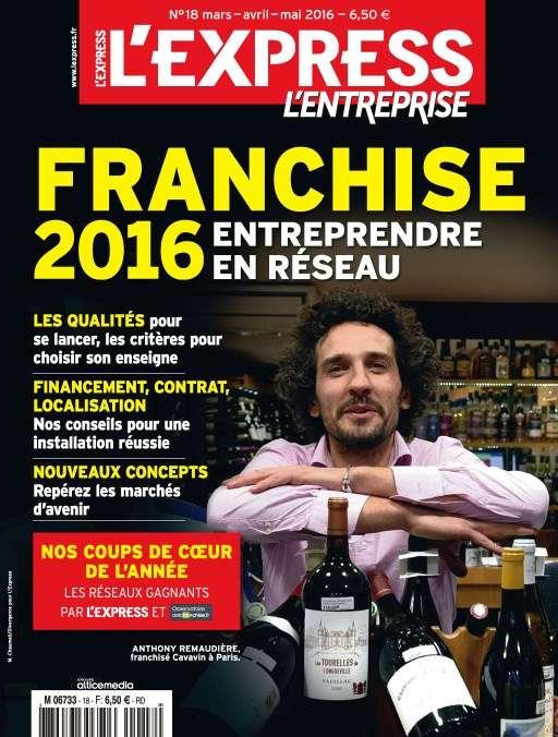 L'Express Hors-Série 50 - Avril - Mai 2016
